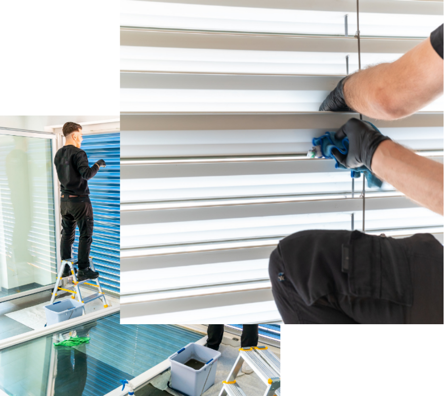 Professional blinds fitting service, Ely & Newmarket.