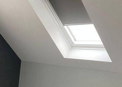 Ceiling light blind