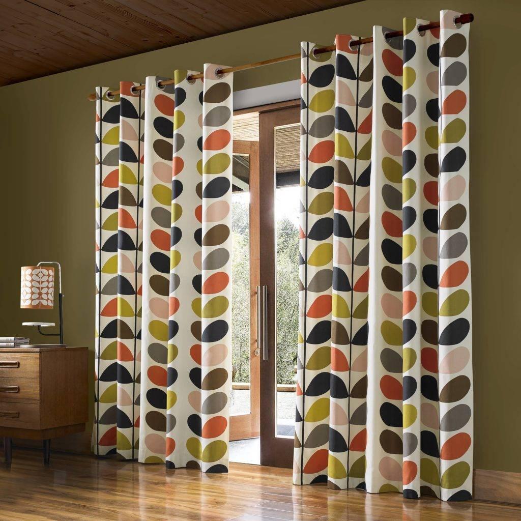 Ashley Wilde curtain design