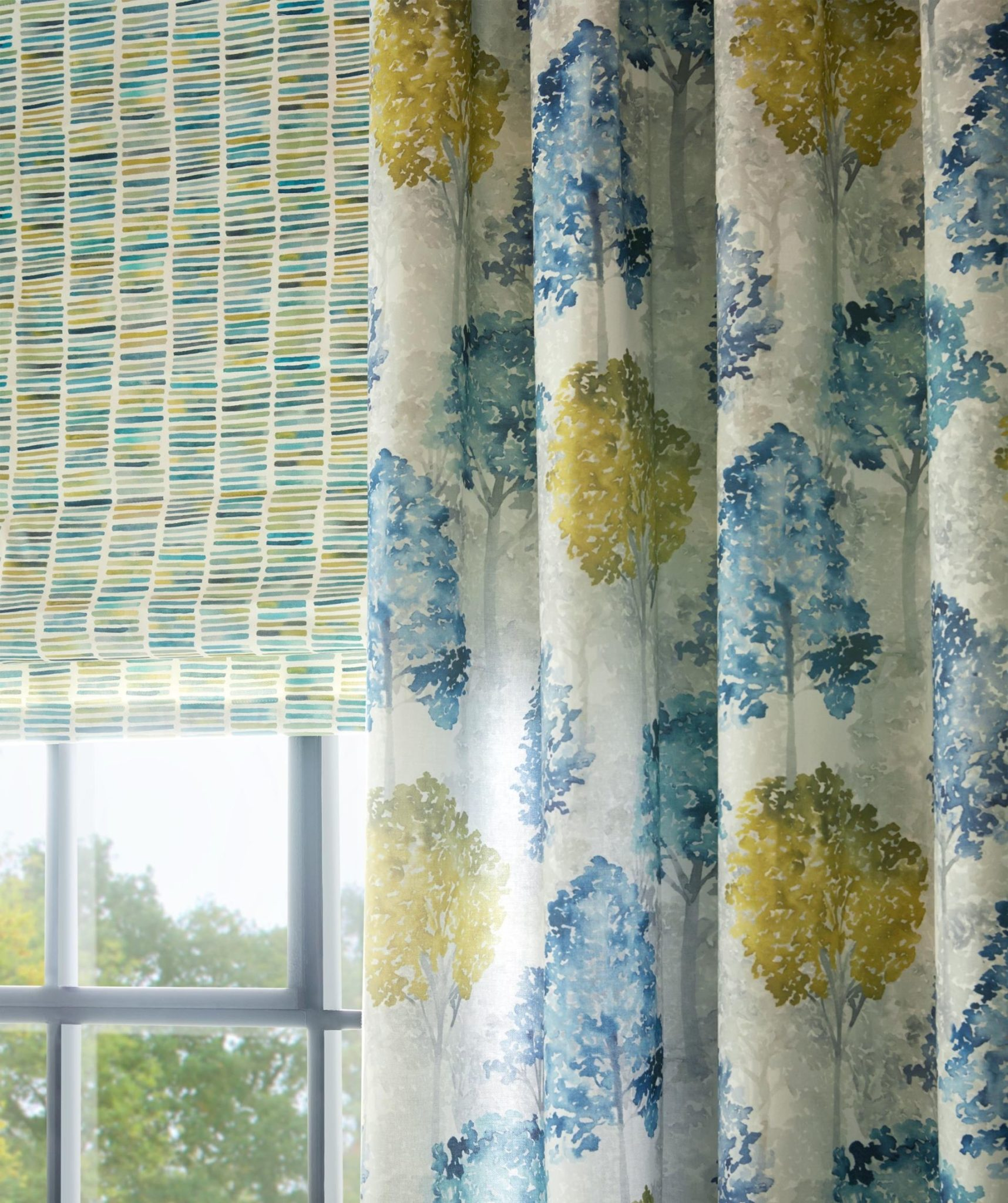Curtain range offered by Ashley Wilde