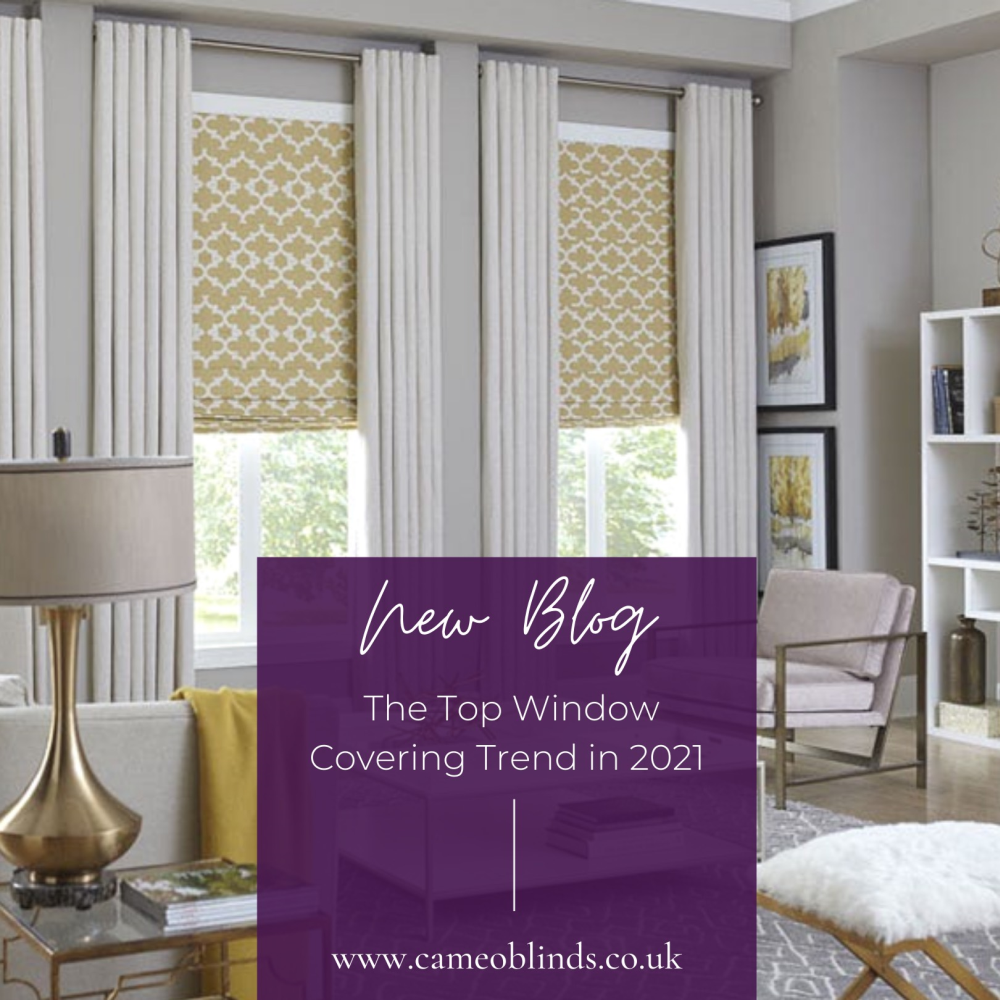 Cameo Blinds blog: Tpo Window Covering Trends